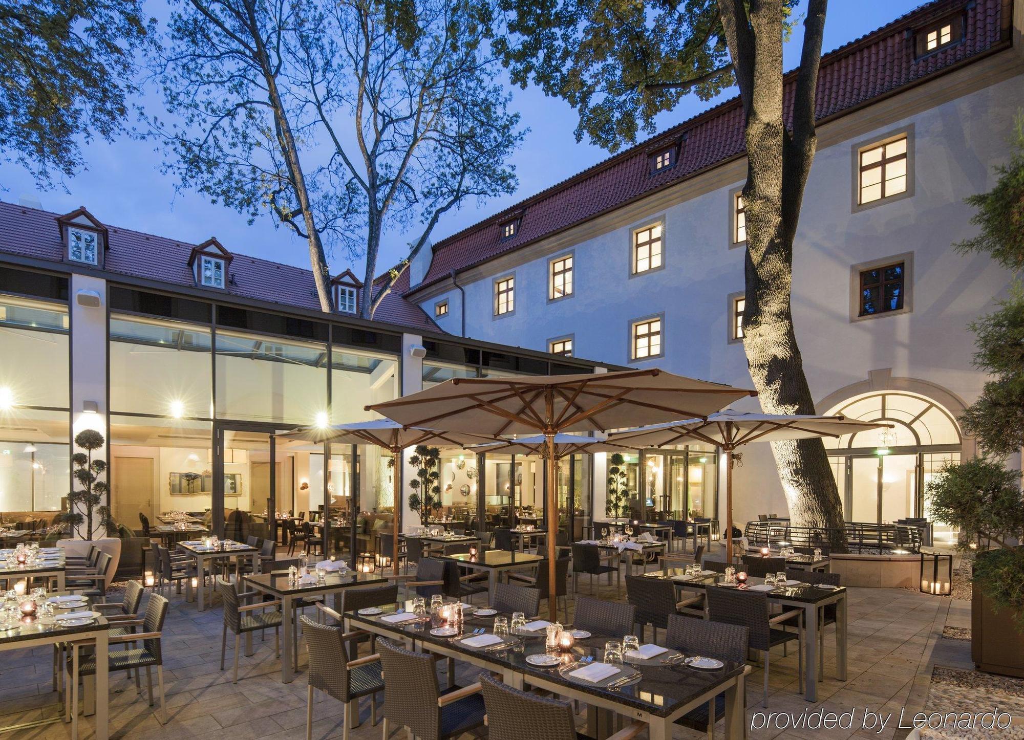 Rocco forte augustine hotel prague prague for Augustine hotel prague